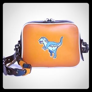 Coach 1941 Dylan Rexy Crossbody Dinosaur Purse